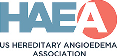 US Hereditary Angiodema Association Logo